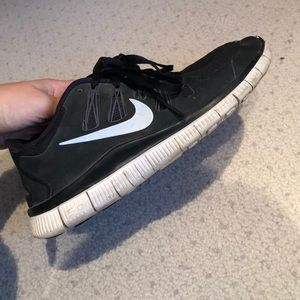 Nike running shoes!! Super comfortable
